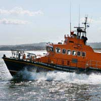 Lifeboat Crew Rnli Lifeboat Services