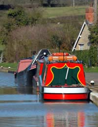 Narrowboating Industrial Revolution